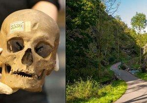 V Divoké Šárce našli starou lidskou lebku. (Ilustrační foto)