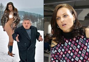 Olivie Žižková se rozhovořila o svém vztahu s Jirkou Krytinářem.