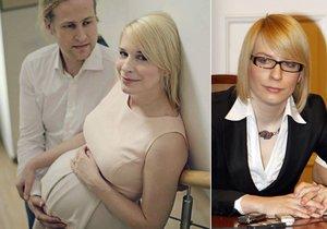Kristýna Kočí se stala matkou.