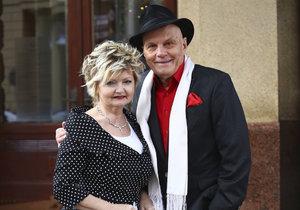 Jan Přeučil a Eva Hrušková přišli o velké peníze.