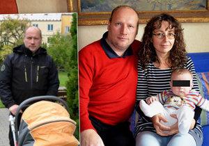 Manželé Valchářovi z Kopřivnice: Dávají lásku už šestému děťátku, třem jako pěstouni
