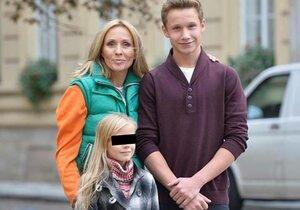 Tereza Pergnerová promluvila o svých dětech a o plánované adopci.
