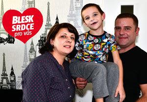Rodiče autistického Radečka (6): Mluví s námi přes kartičky