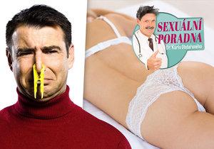 Dr. Karel Obdařený si poradí i s plynatostí při sexu.