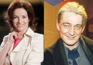 Petra Jungmanová, manželka Vladimíra Dlouhého, promluvila o jejich životě.