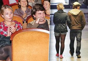 Saša Rašilov si našel novou přítelkyni. Opět blondýnku.