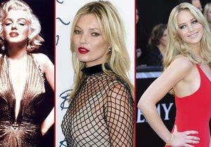 Slavné blond krásky