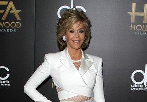 Jane Fonda prozradila svou třináctou komnatu.