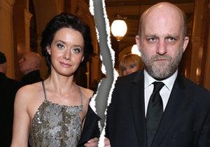 Hynek Čermák přiznal rozchod s partnerkou a matkou jeho dětí.