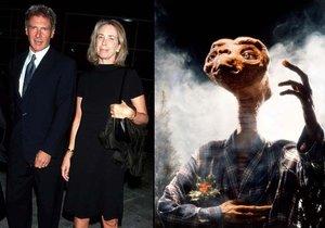 Scenáristka filmu E.T. Mimozemšťan zemřela na rakovinu. V minulosti byla provdaná za Harrisona Forda.