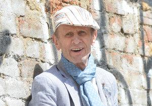 Herec Michal Pavlata znovu trpí rakovinou.