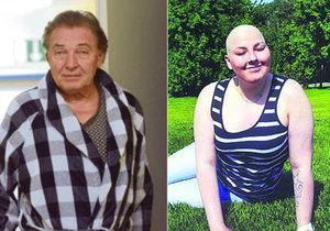 Denisa má stejnou nemoc jako Karel Gott: Půl roku byla pro doktory simulantka, přitom měla rakovinu v nejhorším stadiu.
