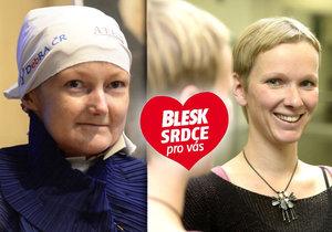 Magda pomáhá lidem s nemocí motýlích křídel: Pacienty nám vyhazují z bazénů i restaurací