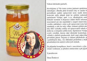 Prolhané Včelpo ještě den před zveřejněním testu mazalo partnerům med kolem pusy!