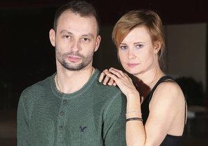 Jitka Schneiderová a Marek Dědík