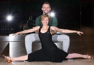 Schneiderová a Dědík jsou nejchválenějším párem ve StarDance.
