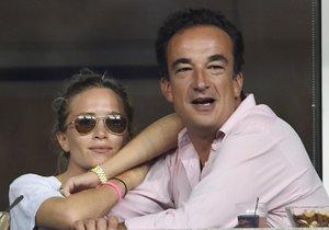 Mary-Kate Olsen řekla Olivieru Sarkozymu oui!