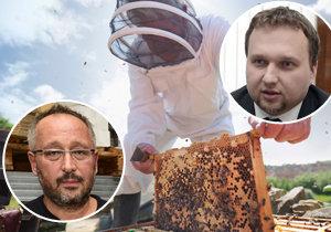 Chudáci včelaři. Z čeho zaplatí ČSV pokutu ministerstvu?