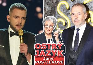 Libor Bouček je podle jazykové lektorky Jany Postlerové nástupcem Marka Ebena!