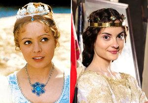 Eva Josefíková je podobná Libuši Šafránkové, a proto je považována za její náhradnici v pohádkách. Kdo je ale budoucí princezna Lada či Jasněnka?