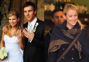 Herec Roman Vojtek už má novou partnerku, ovšem rozvod s manželkou zatím prý neplánuje.
