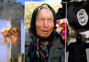 Baba Vanga předpověděla teroristické útoky 11. září 2001 i vznik ISIS.