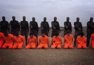 Syrští rebelové se chystají k popravě teroristů z ISIS. Pak ale přijde něco nečekaného.