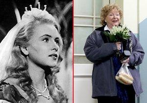 Role Krasomily katapultovala Alenu Vránovou (84) do hvězdných výšin.