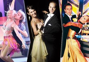 Které hvězdy StarDance si vydělávají tancem?