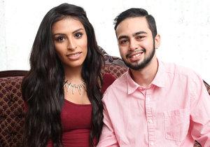 U transsexuálního páru by nikdo neřekl, že se narodili s opačným pohlavím.