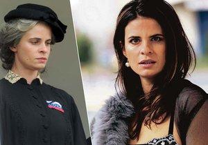 Syndrom vyhoření. Ten si prožila i slovenská herecká hvězda Zuzana Fialová, která se rozhodla k razantnímu kroku – na půl roku přestat pracovat.