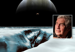 Velmi skepticky se k možnému životu ve sluneční soustavě mimo zemi staví astronom a popularizátor vědy Jiří Grygar.