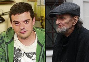 Vladimír Drha uzavřel registrované partnerství s hercem Filipem Rajmontem.