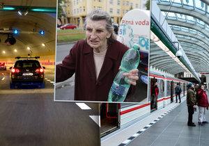 Klíčové pražské události roku 2015: Otevření Blanky, nakažené Dejvice i nový úsek metra