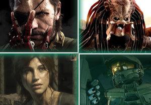 Toto jsou ty nejlepší videohry roku 2015.