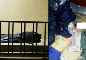 V Plzni zemřel muž přímo na Štědrý večer.