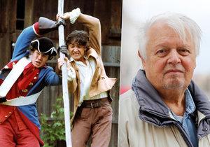 Role Petra v kultovní pohádce S čerty nejsou žerty byla pro Vladimíra Dlouhého velmi náročná kvůli bojovým scénám, na které musel hodně trénovat.