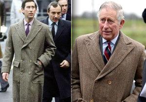 Princ Charles nosí stejný kabát už 30 let!