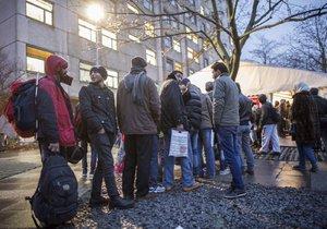 Počet cizinců, kteří v Česku žádali o azyl, meziročně klesl.