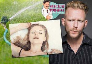 Dr. Karel Obdařený radí ohledně ženské ejakulace.