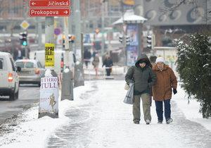 TSK se bude během nadcházející sezony prioritně starat o větší počet chodníků v Praze.