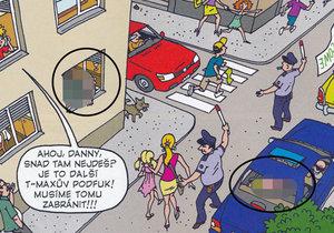 Kreslíř Bohumil Fencl propašoval do Čtyřlístku sex. Dostal za to vyhazov.