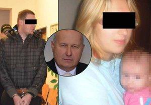 Dcera hejtmana ústeckého kraje je mrtvá. Zabil ji její partner.