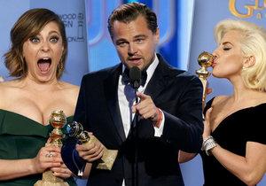 Kdo získal letošní prestižní Zlaté glóby?