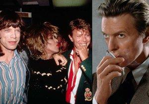 Byl neskutečně barevnou osobností, žil několik různých životů. O Davidovi Bowiem by se daly popsat stohy papíru. Zde je pár zásadních zajímavostí o něm.