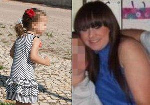Malá holčička (ilustrační foto) se toulala ulicemi, její maminka byla doma mrtvá.