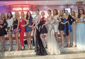 Česká Miss 2016 v Thajsku na soustředění