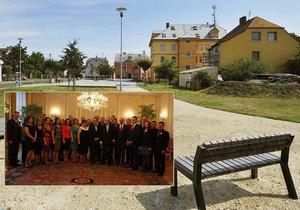 Zeman hostil zástupce nejhezčích obcí Česka. Podívejte se, jak to v nich žije