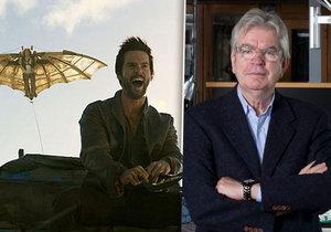 Hvězdnými hosty Plesu v Opeře budou herec Tom Riley a architekt sir Terry Farrell.