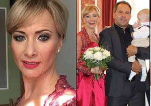 Daniela Šinkorová se tajně vdala.